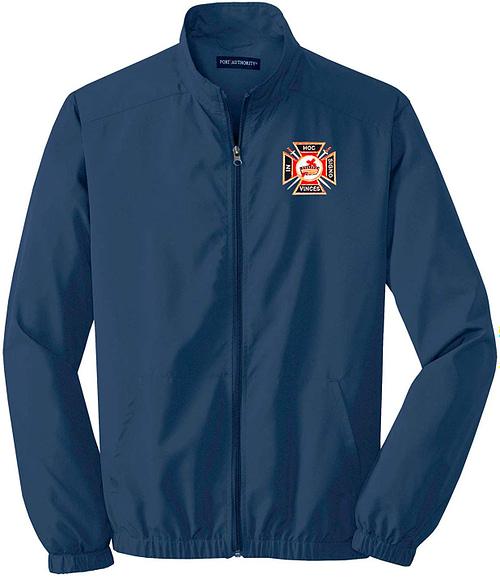 Knights Templar Jacket Custom Commandery Info Jackets IN HOC SIGNO VINCES