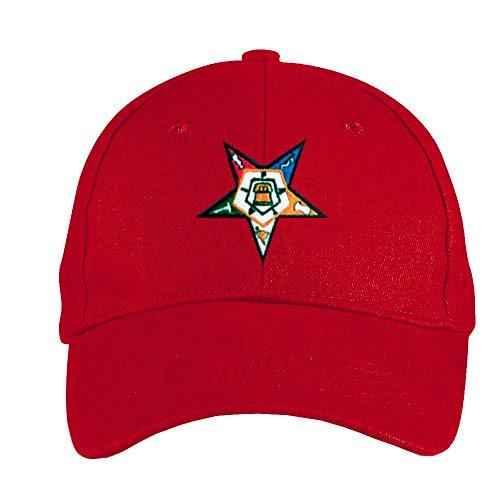 Order of The Eastern Star Masonic OES Ball Cap Eastern Star Order of The Eastern Star Masonic OES Ball Cap