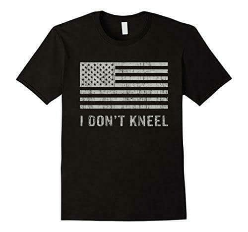 I Do Not Kneel I Stand For This T Shirt Home [tag]