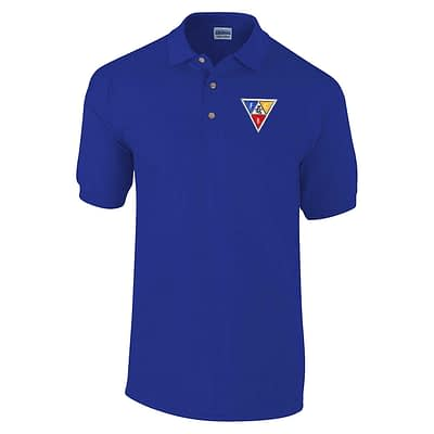 Knights of Pythias Customized Polo Shirt Golf Shirts [tag]