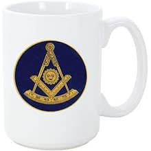 Past Master Mason Coffee Mug Coffee Mugs Blue Lodge