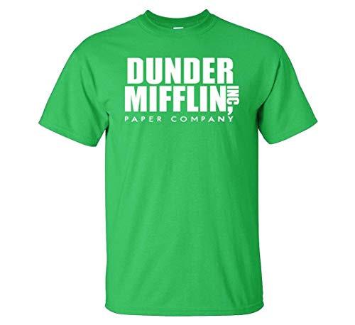 Logoz USA Dunder Mifflin Paper Company T-Shirts Home Logoz USA Dunder Mifflin Paper Company T-Shirts