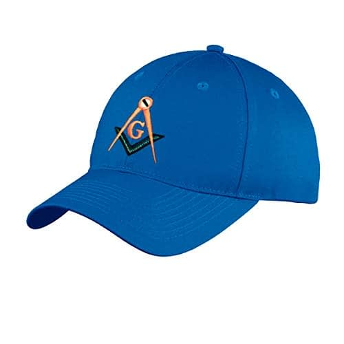 Mason Blue Lodge Masonic Ball Cap Freemason [tag]