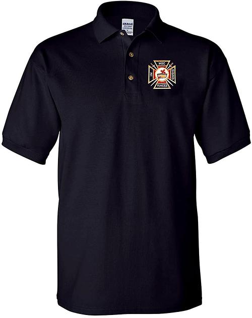 Knights Templar Polo Golf Shirt Knights Templar [tag]