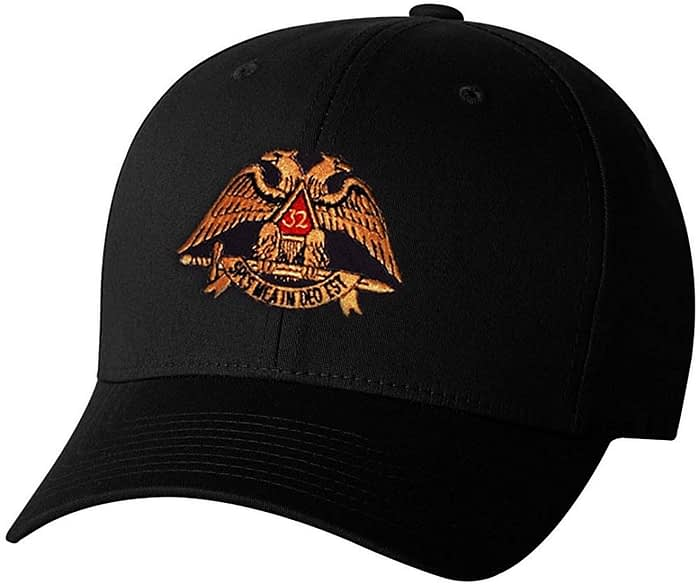 Scottish Rite 32nd Degree Hat Freemason [tag]