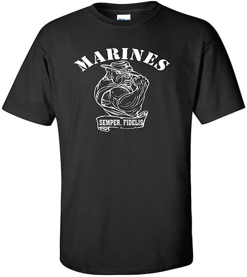 United States Marine T Shirt Home [tag]